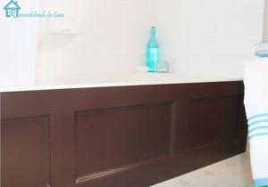 How to Make A Wooden Bathtub Bathtub Wood Panel Cover Home Pinterest Bathtubs Bathtub