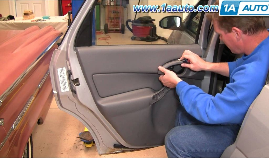How To Reupholster Car Interior Door Panels How To Install Replace