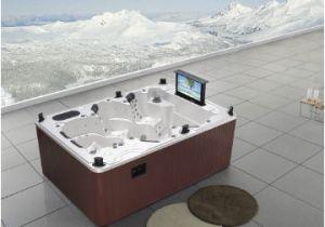Huge Bathtubs for Sale M 3333 China Monalisa Big Whirlpool