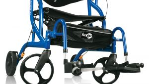 Hugo Navigator Combo Rollator Transport Chair Hugo Navigator Rollator Transport Chair Hugo Mobility