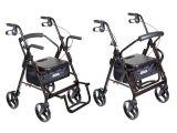 Hugo Transport Chair Walmart Drive Medical Duet Dual Function Transport Wheelchair Rollator
