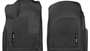 Husky Laser Cut Floor Mats Amazon Com Husky Liners Front Floor Liners Fits 11 18 Durango