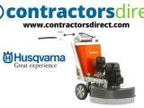 Husqvarna Floor Grinder the New Husqvarna Remote Controlled Concrete Floor Grinder Youtube
