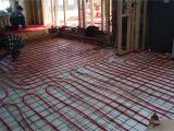 Hydronic Radiant Heat Under Wood Floors Electric Radiant Floor Heating the Basics