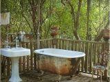 Ideas for Outdoor Bathtub 30 Outdoor Bathroom Designs