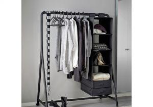 Ikea Standing Coat Rack Turbo Clothes Rack In Outdoor Black 117 X 59 Cm Pinterest