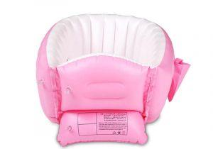 Inflatable Baby Bathtub Australia Baby Inflatable Bathtub Pvc Thick Portable Bathing Bath