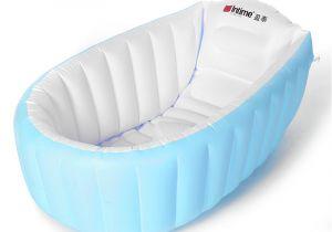 Inflatable Baby Bathtub Australia Portable Inflatable Bathtub for Babies Kid Baby Bath