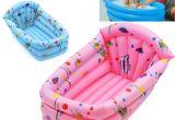 Inflatable Baby Bathtub Uk Inflatable Baby Bath Tub Childrens Kids Travel Infant