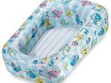 Inflatable Baby Bathtub Walmart Kel Gar Snug Tub Inflatable Baby Bath Ocean Friends