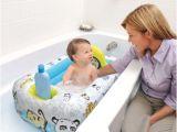 Inflatable Bathtubs for toddlers Garanimals Inflatable Baby Bathtub Walmart