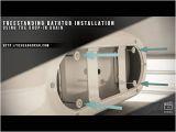 Install Freestanding Bathtub Freestanding Bathtub Installation by Segea