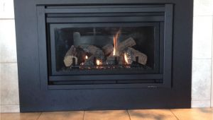 Installing A Gas Fireplace Insert Heat N Glo Supreme I 30 Gas Insert with Custom Surround Panel