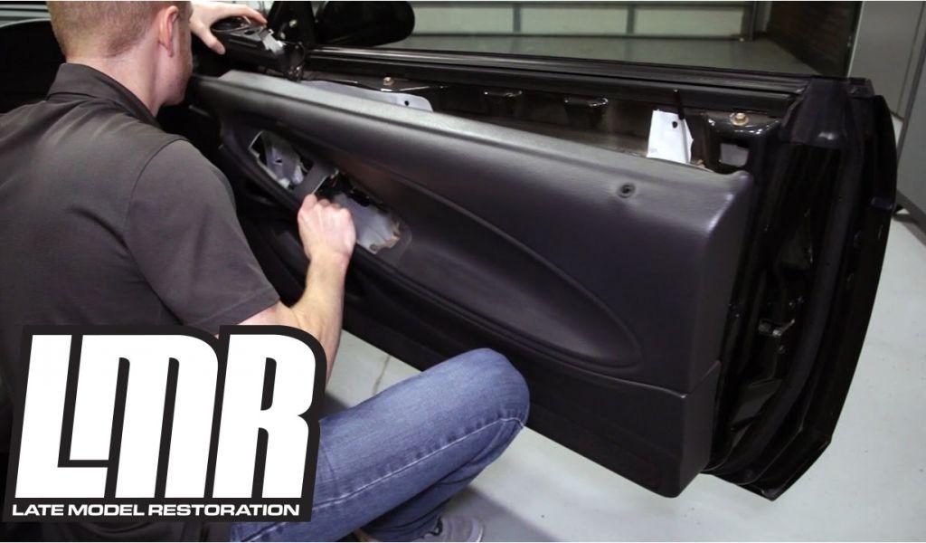 Interior Car Door Panel Protectors How To Remove 1994 2004 Mustang