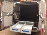Interior Ladder Racks for Vans ford Transit Custom L2 sortimo Xl Drawer System and False Floor