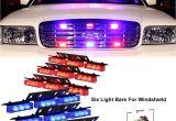 Interior Led Lights for Cars Laws Amazon Com Diyah 54 Led High Intensity Led Light Bar Law