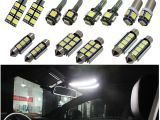Interior Light Bars for Cars Deechooll Car Led Light for Opel astra H Caravan Canbus Interior