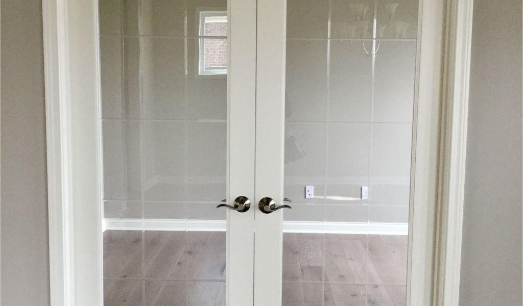 Interior Slab Doors Sale Optional V Groove Glass Doors For Optional