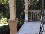 Interior Square Column Wraps Beefing Up the Porch Columns Part 1 Of A Gazillion Pinterest