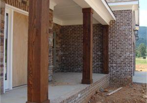 Interior Stone Column Wraps Cedar Columns Will Only Cost Around 150 to Make 3 to Update My