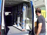 Internal Racking for Vans the Glass Racking Company Internal Slideout Glass Rack Youtube