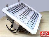 Intertek Led Lighting Best Explosion Proof Led Canopy Lights Finned Radiator 100w 150w