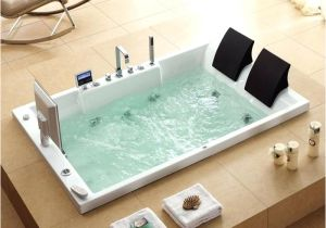 Is Bathtubs Large Bathtubs Idea Extraordinary for Two with Regard to