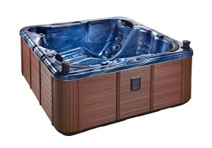 Jacuzzi Bathtub Ebay Dominican 6 Person Hot Tub 85 Jets
