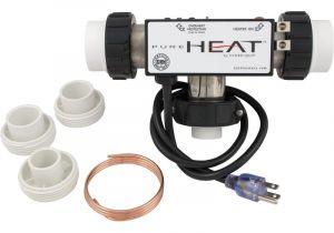 "Jacuzzi Bathtub Heater Whirlpool Bath Heater ""t"" Style 1 5 Kw 120 Volts Ph100 15up"