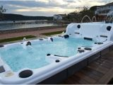 Jacuzzi Bathtubs On Sale Hot Sale Balboa System ass Massage Hot Tub with Tv Sr859