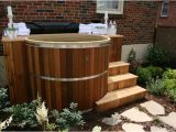 Jacuzzi Bathtubs toronto Cedar Hot Tubs In Decks Contemporary Hot Tubs