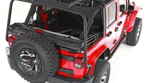 Jeep Jk Roof Rack 4 Door Rugged Ridge 11703 02 Sherpa Rack for 07 18 Jeep Wrangler Unlimited