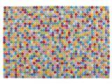 Jelly Bean Rugs 8×10 Rainbow Dot Rug Pinterest Playrooms Wool Rug and Room