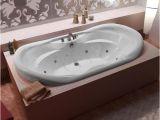 Jetted Bathtub for Sale Shop Indulgence White 70×41 Inch Whirlpool Tub Free