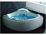 Jetted Bathtub for Two Eago Am208 Acrylic Corner Whirlpool Jetted Bathtub for Two
