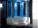 Jetted Bathtub Problems Ariel 701 Two Person Steam Shower W Jetted Bathtub