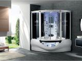 Jetted Bathtub Sizes 2 Person Steam Shower Bathtub 26 Jet Massage Whirpool Spa
