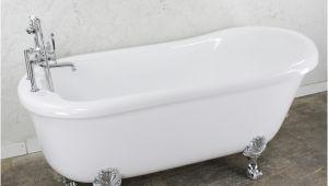 Jetted Clawfoot Bathtub Clawfoot Tub with Jets Bathtub Designs