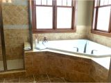 Jetted Master Bathtubs Bathrooms with Corner Tubs