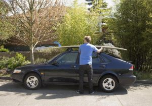 Kayak Carrier for Car without Roof Rack which Way Should I Place My Surfboard On My Car Racks