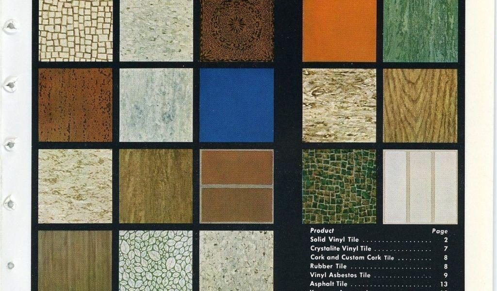 kentile asphalt floor tile 1966 kentile floors asbestos tile colors