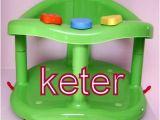 Keter Baby Bathtub Seat Yellow Adlerld Keter Ring Seat Anti Slip Baby Bath Safe Safty