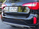 Kia sorento 2015 Interior 3rd Row 2015 Used Kia sorento Sx at atlanta Luxury Motors Serving Metro