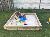 Kidkraft Backyard Sandbox 00130 Landscape Timber Sandbox 5ft X 5ft Ambers Diy Projects