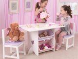 Kidkraft Heart Table and Chair Set Kidkraft Heart Table Set with Pastel Bins 26913 Hayneedle