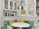 Kitchen Nook Ideas Furniture Breakfast Nook Design Ideas for Modern Style Retro