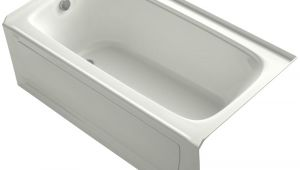 Kohler Bathtubs Acrylic Kohler Bancroft 5 Ft Acrylic Left Drain Rectangular