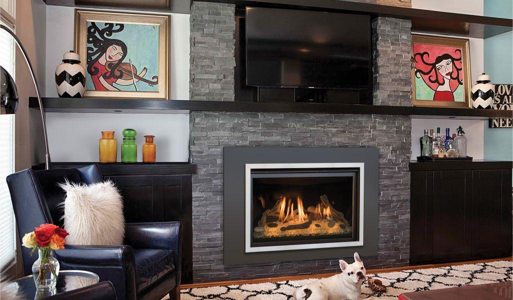 Kozy Heat Fireplace Reviews Chaska 34 Gas Fireplace Insert Gas