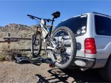 Kuat Nv 2-bike Hitch Rack 1.25-inch Review Yakima S Dr Tray Hitch Rack Eliminates Bike On Bike Contact
