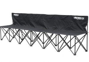 Kwik Goal 6 Seat Kwik Bench Amazon Com Kwik Goal 9b906 6 Seat Kwik Bench soccer Nets